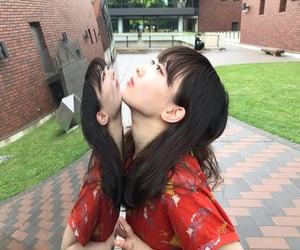 girl, tokyo, and longhair image