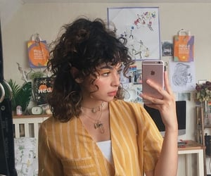 girl, aesthetic, and outfit image