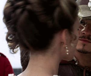 gif, johnny depp, and keira knightley image