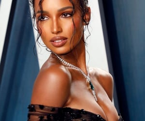model, jasmine tookes, and oscars image