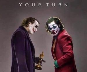 actors, heath ledger, and joker image