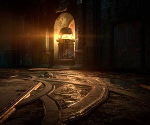 adventure, glow, and dark image