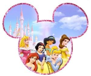 animation, ariel, and princess castle image