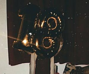 birthday, happy birthday, and eighteen image