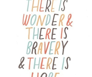 bravery, quotes, and hope image