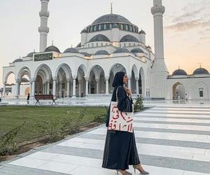 Dubai, hijab, and islam image