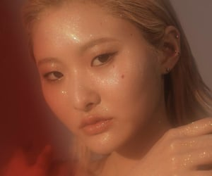 korean model, uzzang, and korean female model image