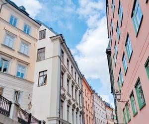 stockholm, sweden, and travel image
