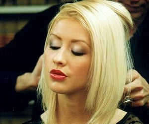 1999, blonde, and girl image