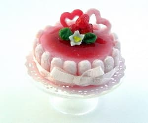 etsy, handmade, and charlotte cake image