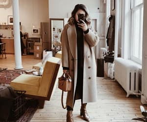 winter fashion and winter coats image