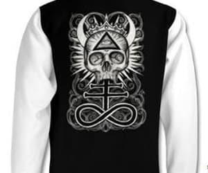 eye, goth, and illuminati image