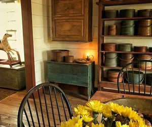 country living, rustic, and colonial style image