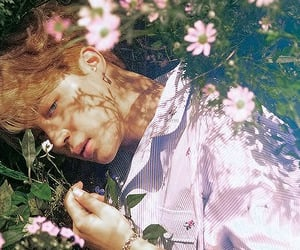 flower, bts, and park jimin image