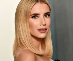 after party, blonde, and emma roberts image