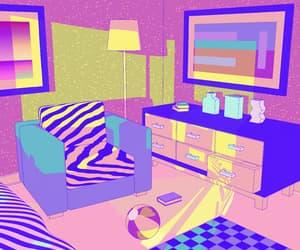 80s, design, and vaporwave image