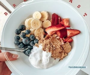berries, breakfast, and diet image