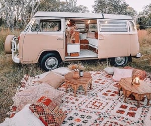 picnic, aesthetic, and vintage image