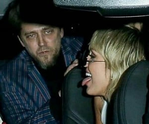 miley cyrus, andy muschietti, and andrés muschietti image