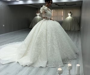 wedding gowns, bridal gowns, and braut image