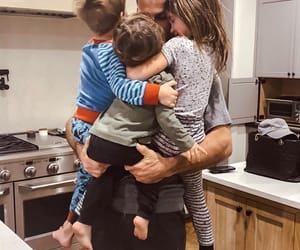 dad, daddy, and hugs image