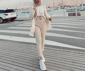 aesthetics, creme, and white image