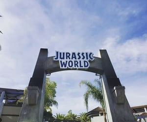 discover, hollywood, and jurassic world image