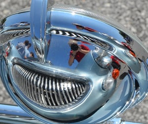 Liverpool, chrome plating, and vehicle image