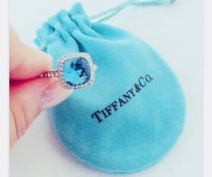 jewelry, rings, and Tiffanys image