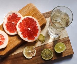 fresh, fruit, and lemon image