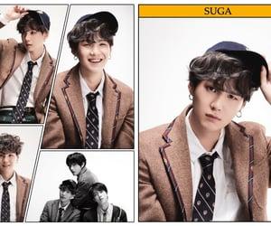bts, suga, and yoongi image