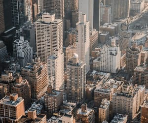 buildings, empire state building, and new york image