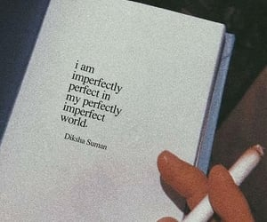 quotes, imperfect, and words image