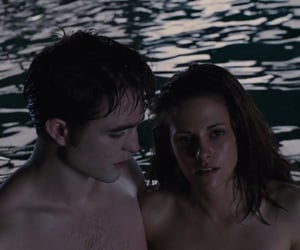 bella swan, breaking dawn, and edward cullen image