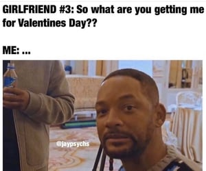 funny, memes, and valentines days image