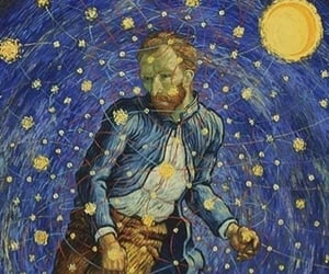 art, van gogh, and wallpaper image