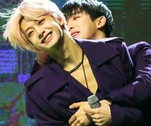 wonho, hyungwon, and hyungwonho image
