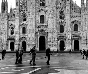 black&white, italy, and life image