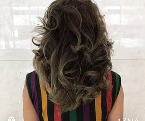 grey hair, hairstyles, and haircolor image
