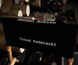 jared padalecki, Jensen Ackles, and sam winchester image