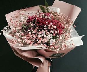 boquet, flora, and flowers image