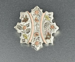 antique, english, and brooch image