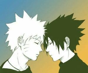 anime, sasuke, and uchiha image