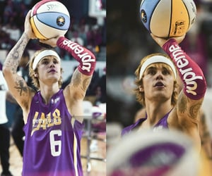 Basketball, celebrity, and hair style image