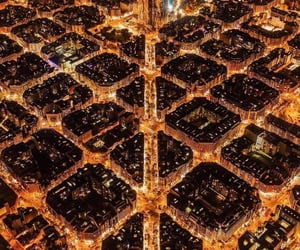 aesthetics, Barcelona, and city streets image