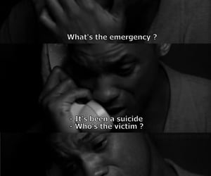 b&w, emotional, and movie image