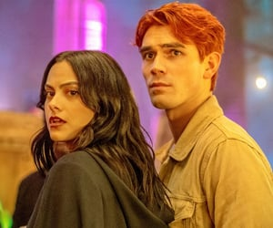 boy, archie andrews, and couple image