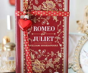 books, romeo and juliet, and ️livros image