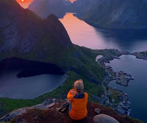 aesthetics, norway, and relax image