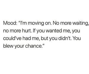 chance, hurt, and mood image